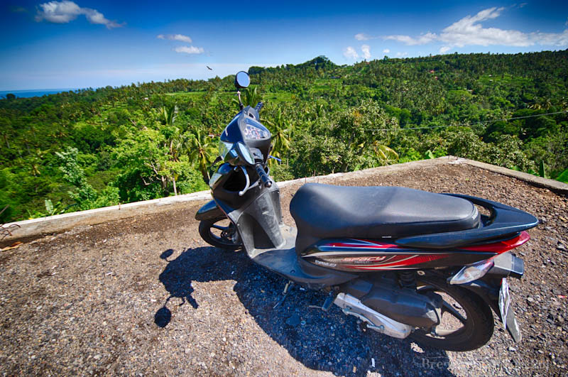 Motorcycle rental ibiza